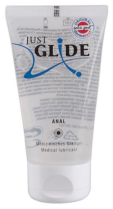 "LUBRIKAČNÍ GEL Just Glide ""Anal"" 50 ml"