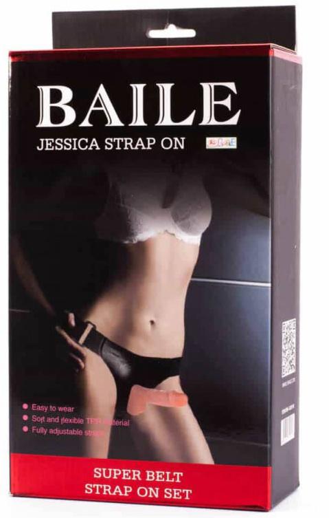 Baile Jessica Strap-on připínací penis