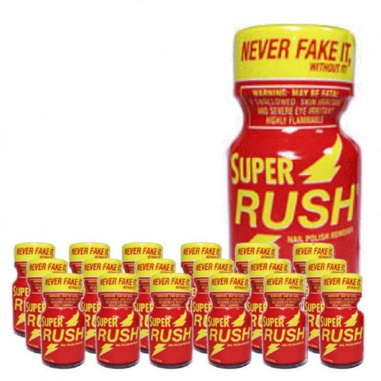 Super Rush 10ml Poppers