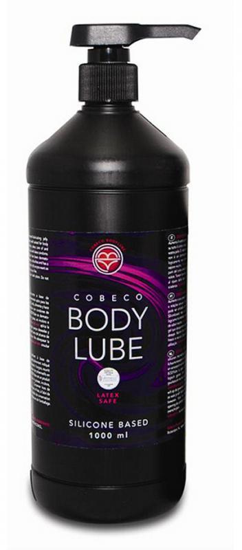 Cobeco Body Lube silikonový lubrikační a masážní gel