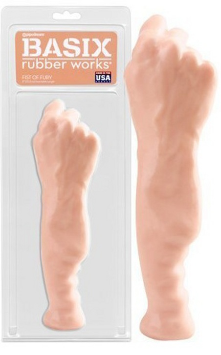 Basix Fist Hand hautfarben