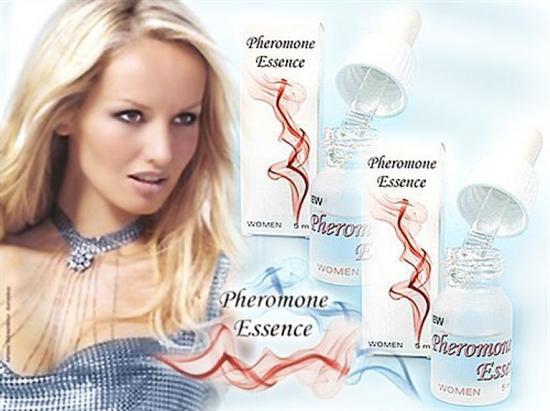 Feromony Pheromone Essence pro ženy 7.5 ml