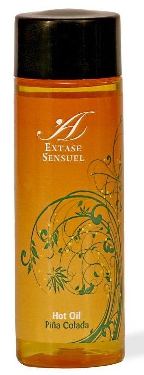 Extase Sensuel Hot Oil Pińa Colada 100ml