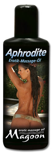 Aphrodite masážní olej, 100ml