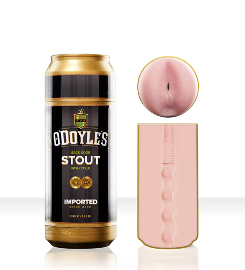"FLESHLIGHT - Sex v ""plechovce"" - O Doyle s Stout"