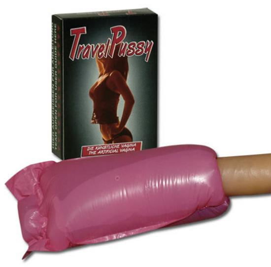 Cestovní vagína travel pussy