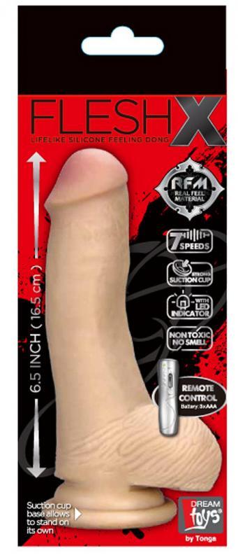 Dreamtoys FleshX 6.5 Vibrator II