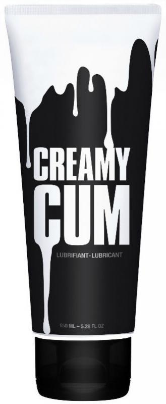 Creamy Cum Lubricant 150 Ml