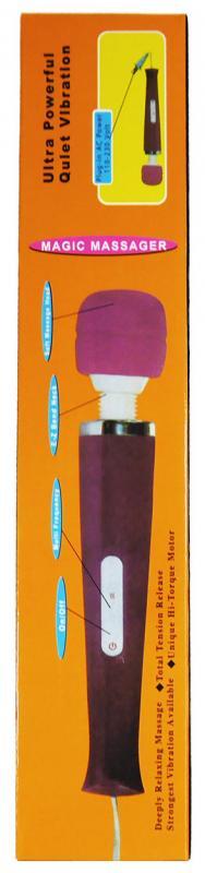 Magic Massager Wand USB Violet