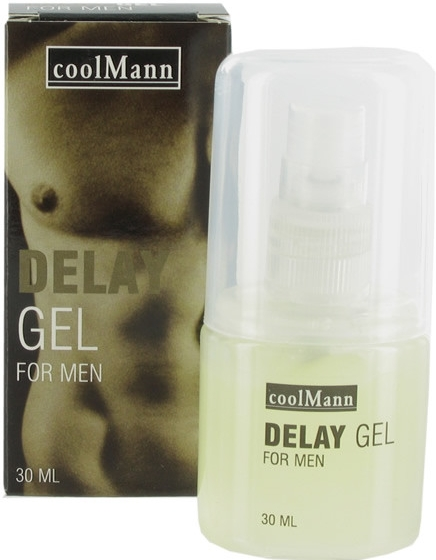 CoolMann Delay Gel (30 ml)