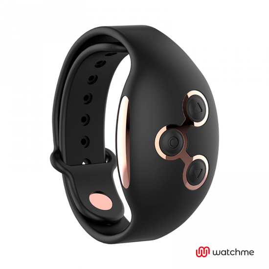 Anne S Desire Egg Wirless Technology Watchme Black / Gold