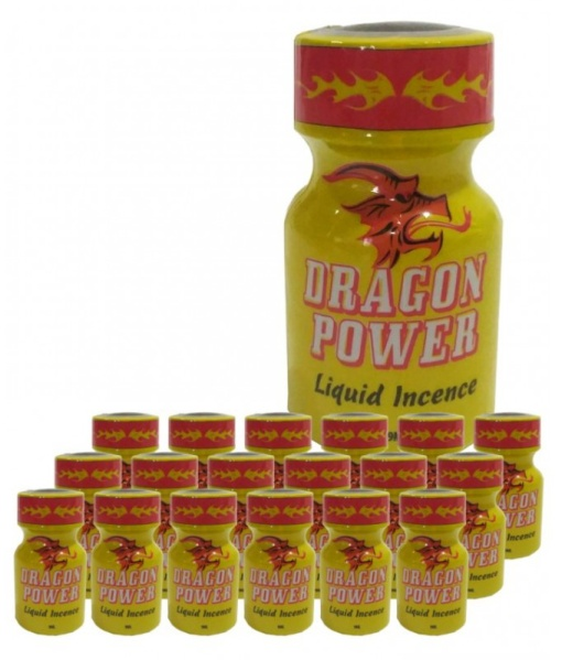 Poppers Dragon Power 9ml
