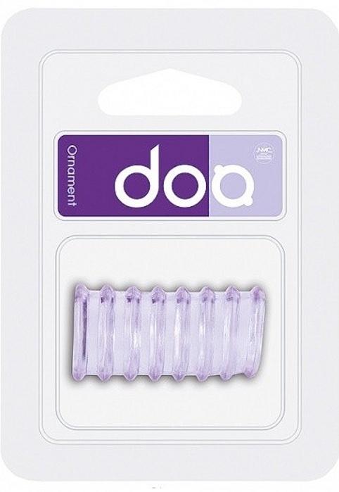 Doo clear purple