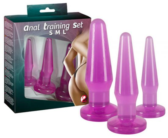 Anal Training Set lila