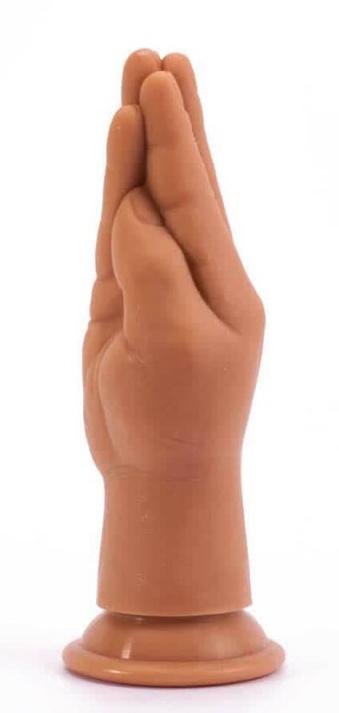 Silicone Nature Hand dildo