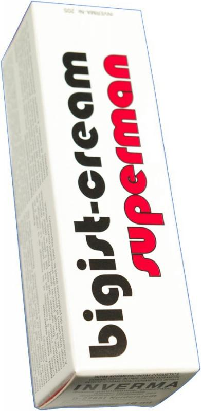 Bigist-cream superman 18ml