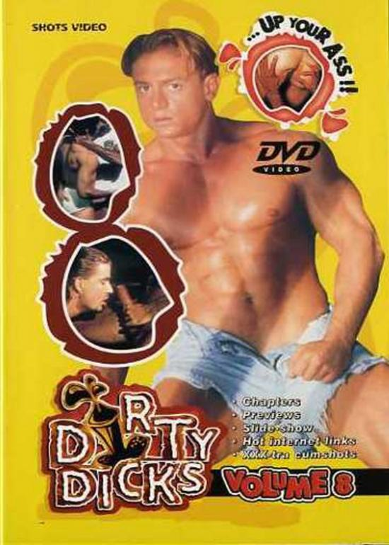 DVD Gay -Dirty Dicks vol 8