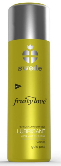 Fruity Love Lubri Sparkling Strawberry Wine 100ml