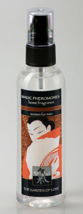 Fragrance, magic pheromones for men