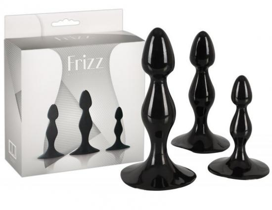 Frizz Butt Plug Set