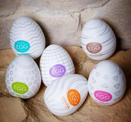 Egg Variety pack of 6