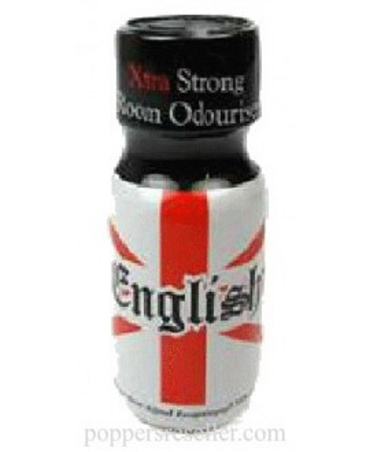Poppers English Poppers 25ml