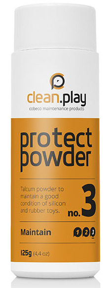 Cleanplay Protection Powder 125 Gr