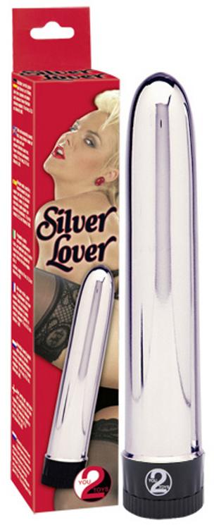 vibrátor Silver Lover