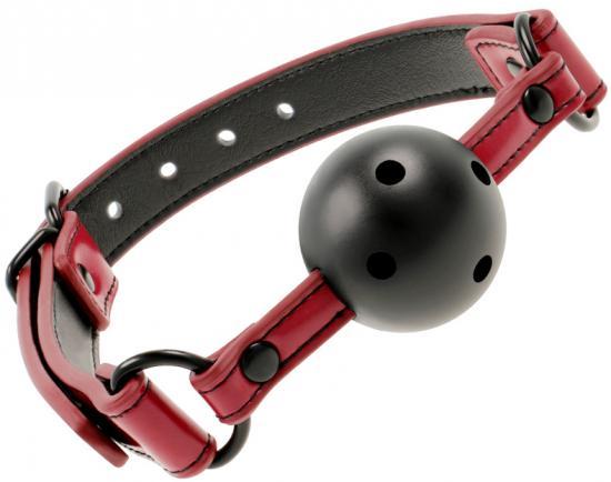 Dark Room Breathable Ball Gag