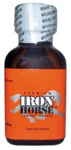 Poppers Iron Horse Big 24ml