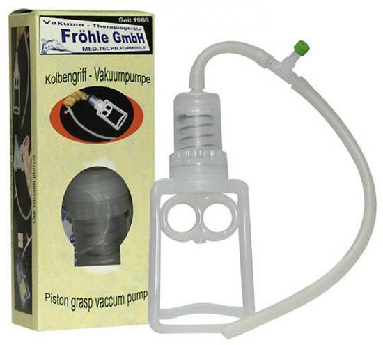 Pístová pumpa Fröhle - příslušenství k vakuovým pumpám Fröhle