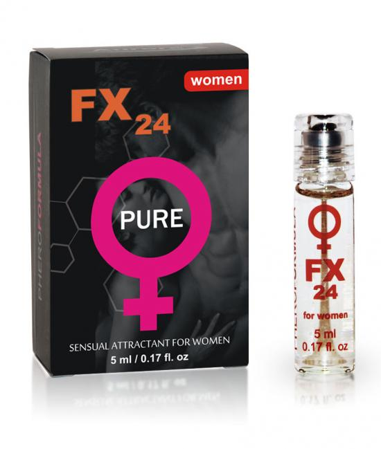 FX24 Sensual Attractant for women 5 ml