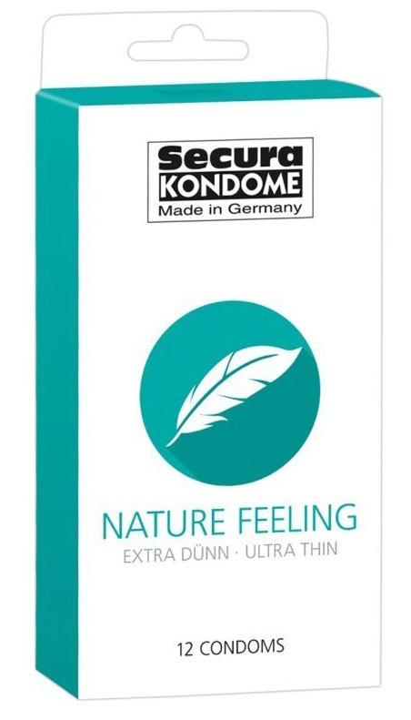 Secura Nature Feeling x 12