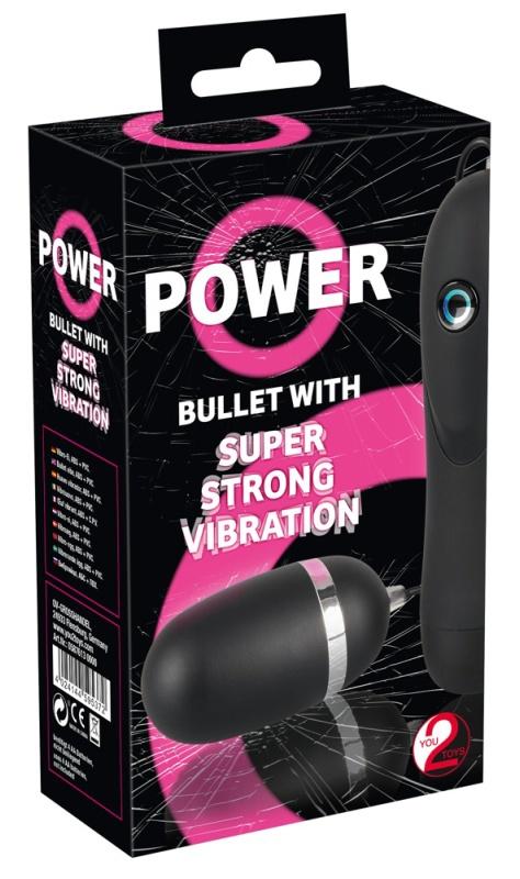 Power Bullet super strong