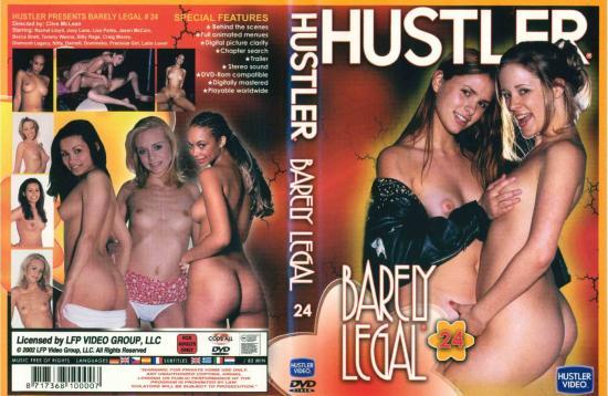 Hustler Barely Legal 24