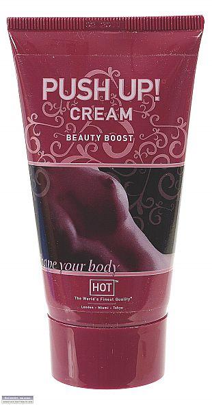 Push up Cream - Krém na zvětšení poprsí