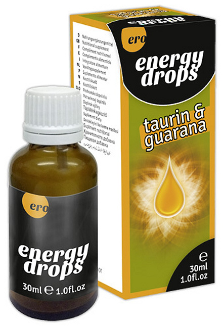 Energy Drops Taurin&Guarana 30