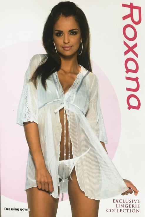 Dressing Gown- Souprava košilky