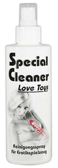 Čistič speciální Cleaner 200ml