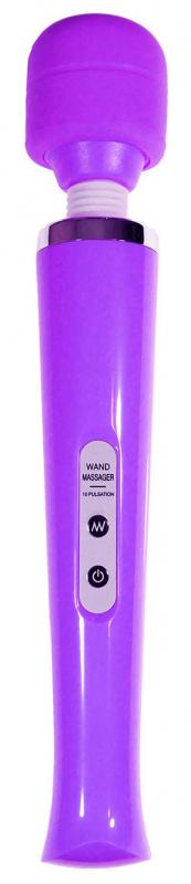 Magic Massager Wand USB Violet