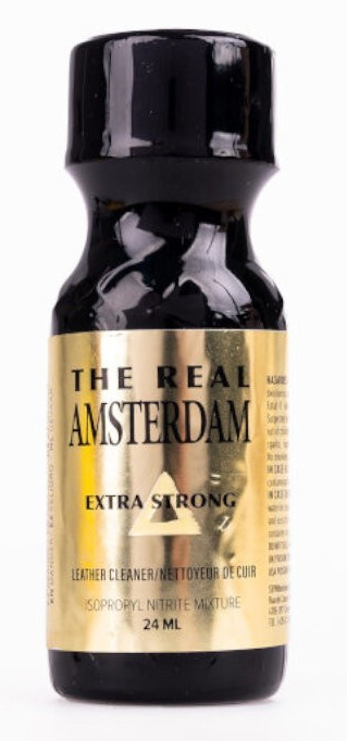 Poppers AMSTERDAM EXTRA STRONG 24ml