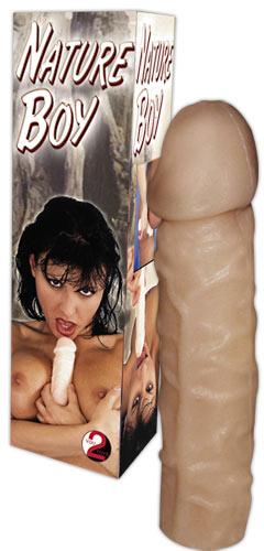 Měkké dildo,20 cm