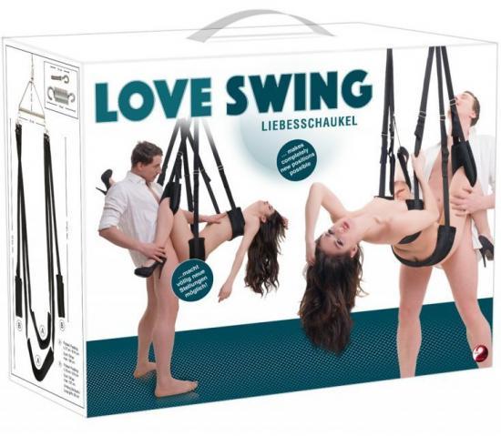 Závěsná houpačka Love Swing