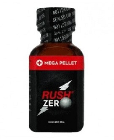Poppers Rush Zero 24ml