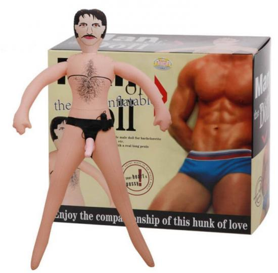 Man Of The Year Inflatable Doll
