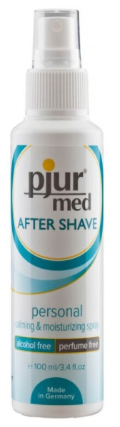 Pjur med after shave 100ml