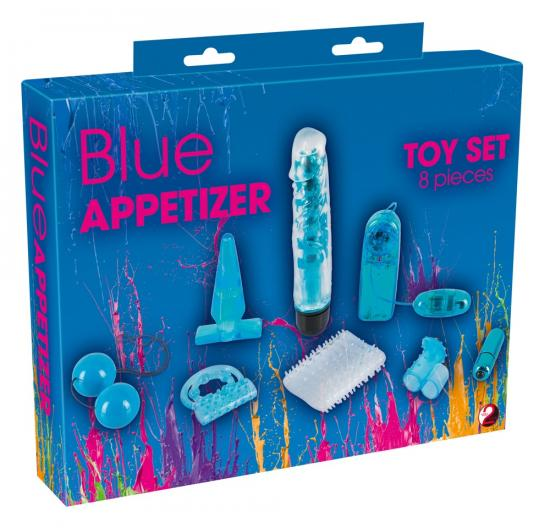 Blue Appetizer