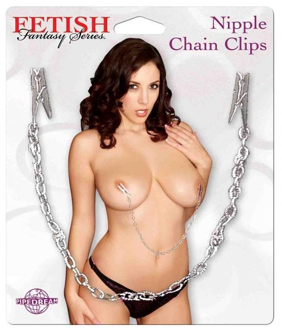 Ff Nipple Chain Clips