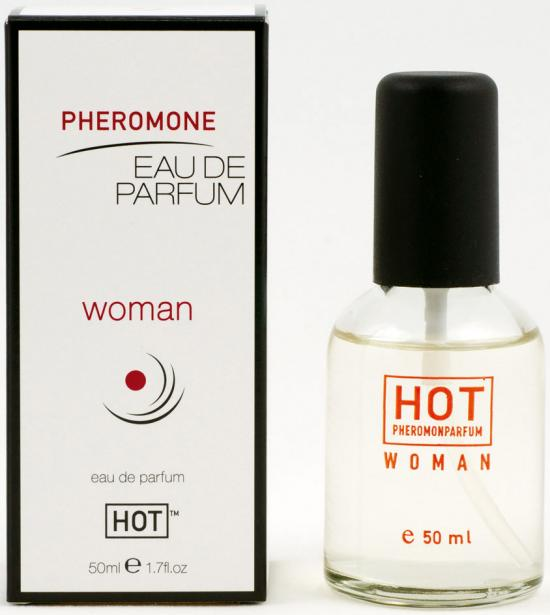 Hot Woman - parfém s feromony
