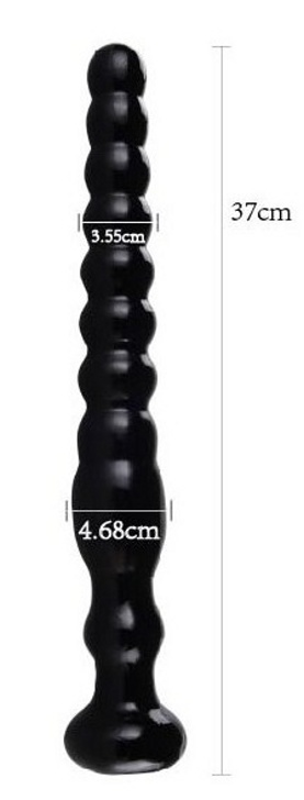 BLACK GO BIG 37cm